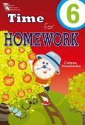 Time for Homework 6