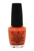 OPI 15ml Nail Lacquer - No. NL T23 Are We There Yet