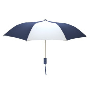 Peerless 2352MM-Navy-White The Revolution Umbrella Navy And White