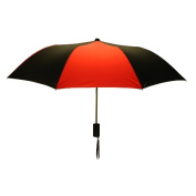 Peerless 2352MM-Black-Red The Revolution Umbrella Black And Red