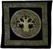 Azure Green RB74TL Tree Of Life Tote Bag