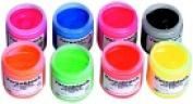 Sax Non-Toxic Multi-Purpose Water Resistant Block Printing Ink Set - 240ml - Set 8