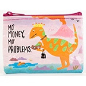Frontier Natural Products 229043 Coin Purse - Mo Money Mo Problems