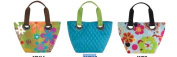 Joann Marie Designs MBTUQ Mini Bag - Turquoise Quilted Pack of 2