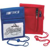 Superbagline QSB27 Red Badge Holder - Pack of 25