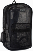 Bulk Buys 42cm . Mesh Backpack-Assorted Colours - Case of 24