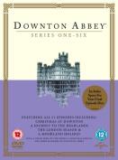 Downton Abbey: Series 1-6 [Regions 2,4]