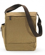 Joann Marie Designs NMBKH New Messenger Bag- Khaki Pack of 2