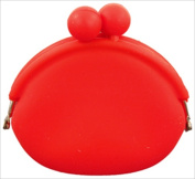 Catherine Lillywhite GC1097RD 8.9cm . Red Silicone Coin Purse