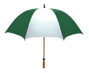 Peerless 2419WGF-Hunter-White The Mulligan Umbrella Hunter And White