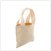Loew Cornell TBMN5-3636 Mini Canvas Tote Natural
