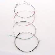 Replacement Set of 4/4 Violin Bowstring Strings G-D-A-E.