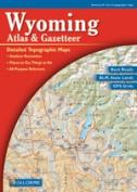 Universal Map 15516 Wyoming Atlas or Gazetteer