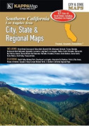 Universal Map 17033 Southern California City State And Regional Maps Atlas