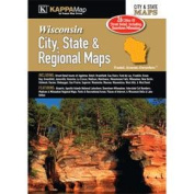 Universal Map 17127 Wisconsin City & State & Reg Map