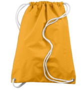 Augusta 173A Small Drawstring Backpack - Orange ALL
