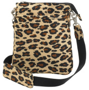 Joann Marrie Designs NUPLEP Urban Pouch Bag - Leopard Pack of 2
