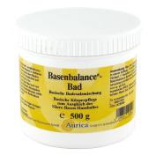 BASE BALANCE Bath salts from AURICA GMBH - 0.5kg / 520ml