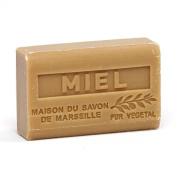 Soap Honey, with Shea Butter 125 g - Maison du Savon de Marseille