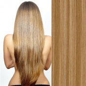 THE POSH HAIR. Hair Extensions BOUTIQUE. Full Head Clip in Real REMY Human Hair Extensions. UK SELLER . Many COLOURS. (41cm 8/613 LIGHT BROWN/CARAMEL BLONDE ). 8 pieces SALON PROESSIONAL