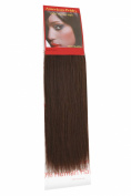Yaki Weave Brownest Brown (2) 30cm | Relaxed Hair Extensions | Human Hair Extensions | 30cm American Pride 2