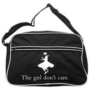 The Girl Don't Care Northern Soul Messenger Bag FREE UK Postage