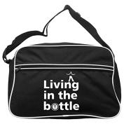 Living In The Bottle Northern Soul Messenger Bag FREE UK Postage