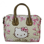 Hello Kitty Magnolia Woman Bag Bowling Bag Handbag Shoulderbag