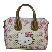 Hello Kitty Magnolia Woman Bag Bowling Bag Handbag Shoulderbag