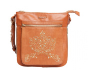 Desigual BOLS Moscú Blondie Shoulder Bag 58X51E6 6014