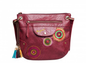 Desigual BOLS Brooklyn Menorca Audrey Shoulder Bag 57X50X9 3073