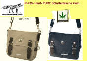 Hemp Shoulder Bag HF029 Shoulder Bag 5 Colours Belt Combo Pure Hemp