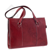 Sale - Pellevera Original Leather Handbag Made in Italy