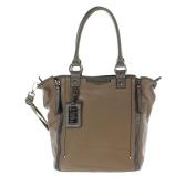 GEORGE GINA & LUCY Capr Ioezi Handbag Beige 41 cm