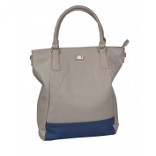 JLO By Jennifer Lopez Fashion Shopper Beige/Blue
