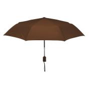 Peerless 2361-Brown Vented Executive Mini Umbrella Brown