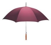 Peerless 2414IPR-Burgundy Stick Umbrella Burgundy