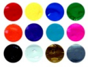 Speedball 240ml Non-Toxic Water Based Block Printing Ink Set Set - 12