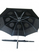 Conch Umbrellas 7860M 150cm . Jumbo Golf Double Canopy Windproof Umbrella