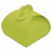 Deluxe Small Business Sales 65-STT-PS 1.25 x 3.8cm x 3.8cm . Single Truffle Totes Pistachio