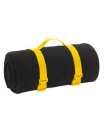 UltraClub 8820 Blanket Carry Strap - Yellow