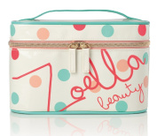 Zoella Beauty Classic Spotty Vanity / Cosmetics Case
