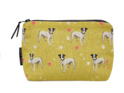 Terrier make up bag - the perfect gift for dog lovers!