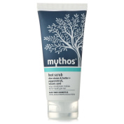 MYTHOS FOOT SCRUB IDEAL FOR DRY, CHAPPED FEET OLIVE + VOLCANIC SAND ML. 100