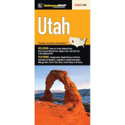 Universal Map 15106 Utah Fold Map