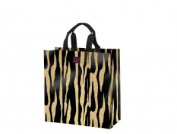 Joann Marie Designs P2SBMTIG Poly Shopping Bag - Metallic Tiger Pack of 6
