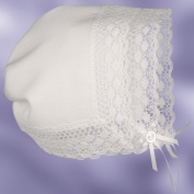 KBC Products 3039 Linen The Keepsake Bonnet - Special Day