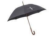 Peerless 2610SO-Grey Poly Suede Fashion Umbrella Grey