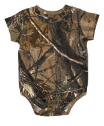 Code V 4485 Realtree Infant Camouflage Creeper Realtree Ap - 12