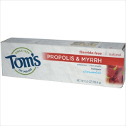 TomS Of Maine Propolis And Myrrh Toothpaste Cinnamint - 160ml